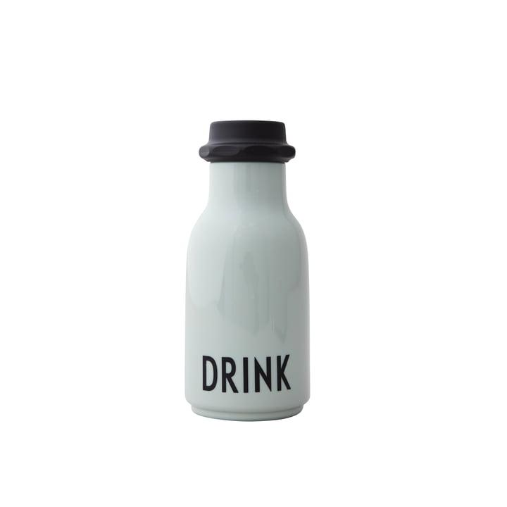 Bouteille d'eau pour enfants 0,33 l, boisson / vert de Design Letters