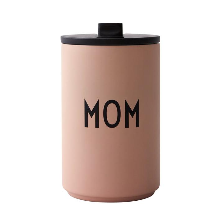 Thermo Cup 0,35 l Mom, nude de Design Letters