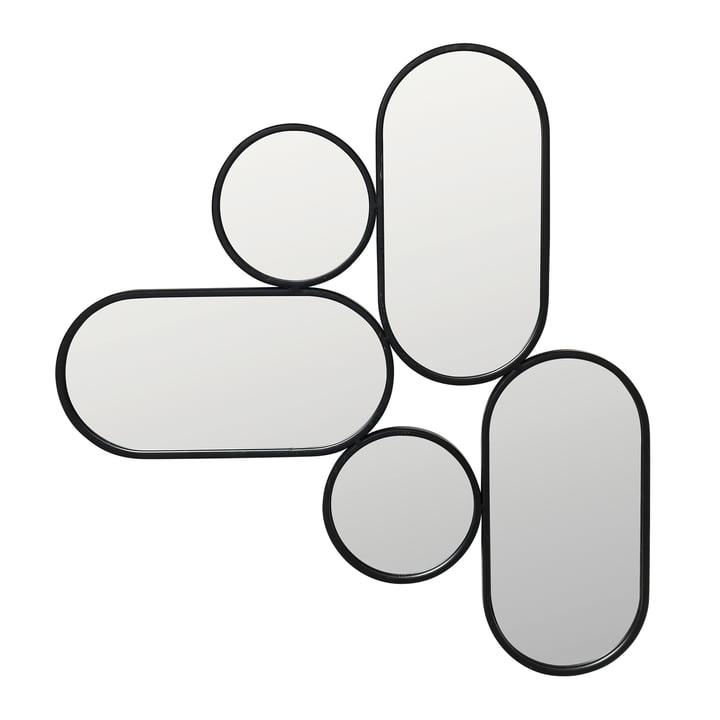 Parko Miroir, noir de Broste Copenhagen