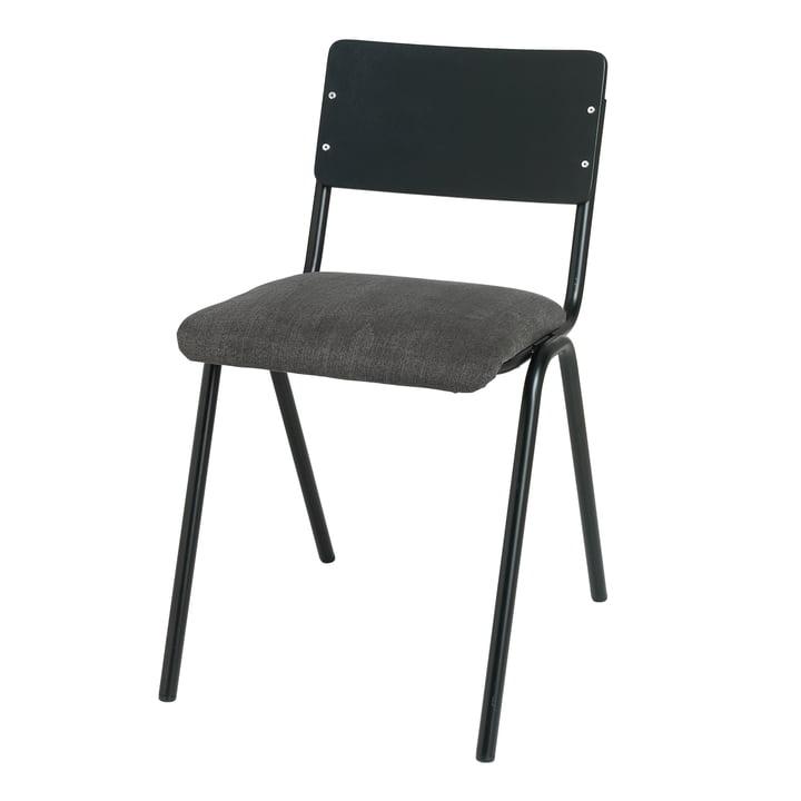 Ole Chaise, noire / aimant par Broste Copenhagen