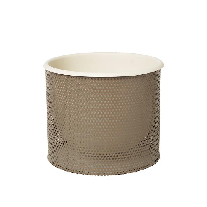 Polka Pot de fleur, Ø 31 x H 26 cm, jour de pluie / champignons de Broste Copenhagen