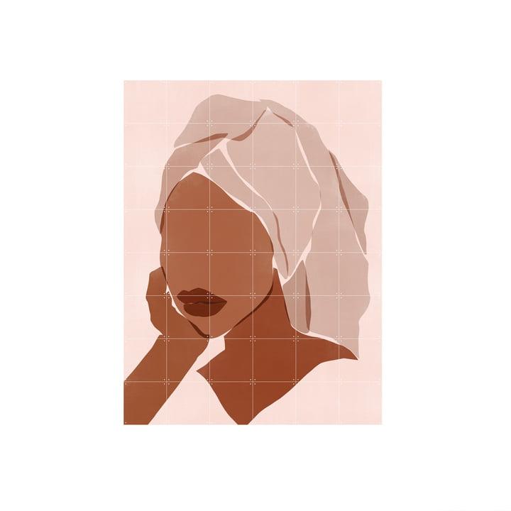 Sunday Mood Affiche de IXXI en 120 x 160 cm