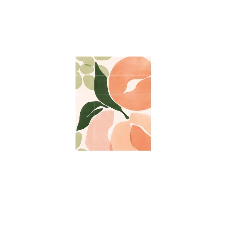 Blessed be the Fruit Affiche de IXXI en 80 x 100 cm