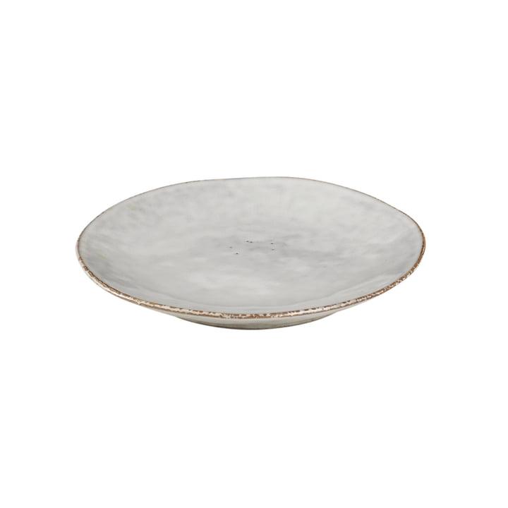Assiette nordique, Ø 15 x H 2 cm, sable par Broste Copenhagen