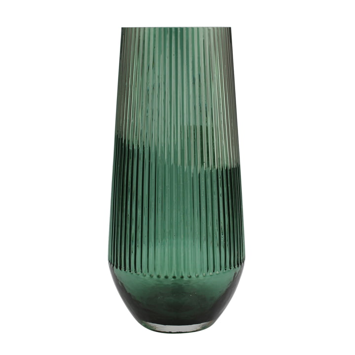 Classic Vase Ø 14,5 x H 29 cm, vert de Connox Collection