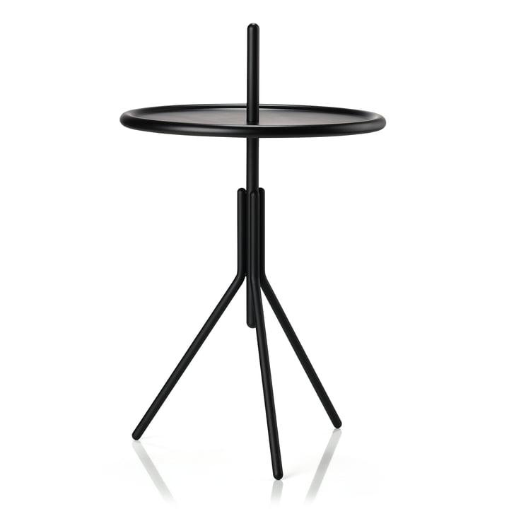 Table d'appoint Inu Ø 33,8 x H 54,5 cm de Zone Denmark en noir