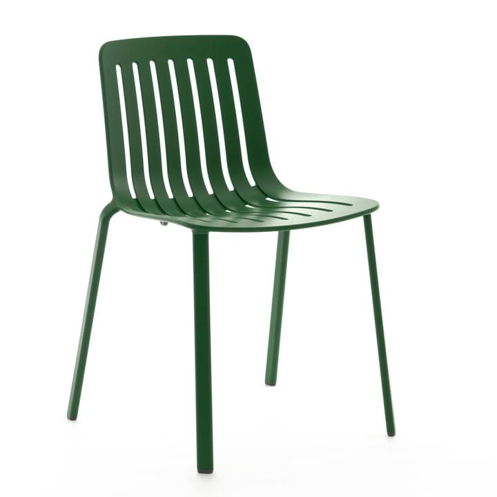 Chaise de Platon Magis en vert