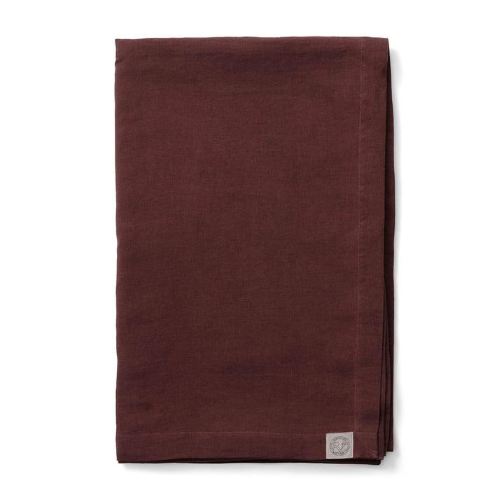 Collect SC31 linge de lit 240 x 260 cm de & tradition dans burgundy