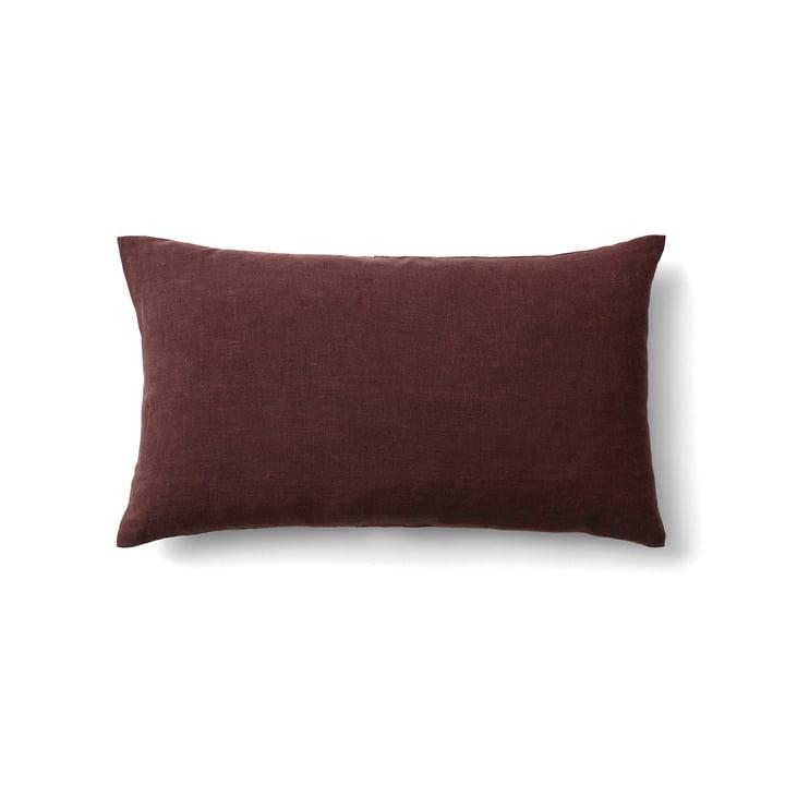 Collect SC30 linge de coussin 30 x 50 cm de & tradition dans burgundy