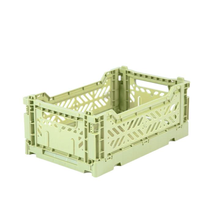 Boîte pliante Mini 27 x 17 cm de Aykasa dans melon