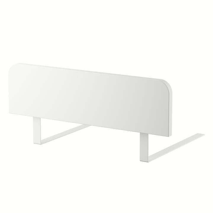 Planche de soutien / protection contre les chutes pour le Sebra lit Junior & Grow from Sebra in white