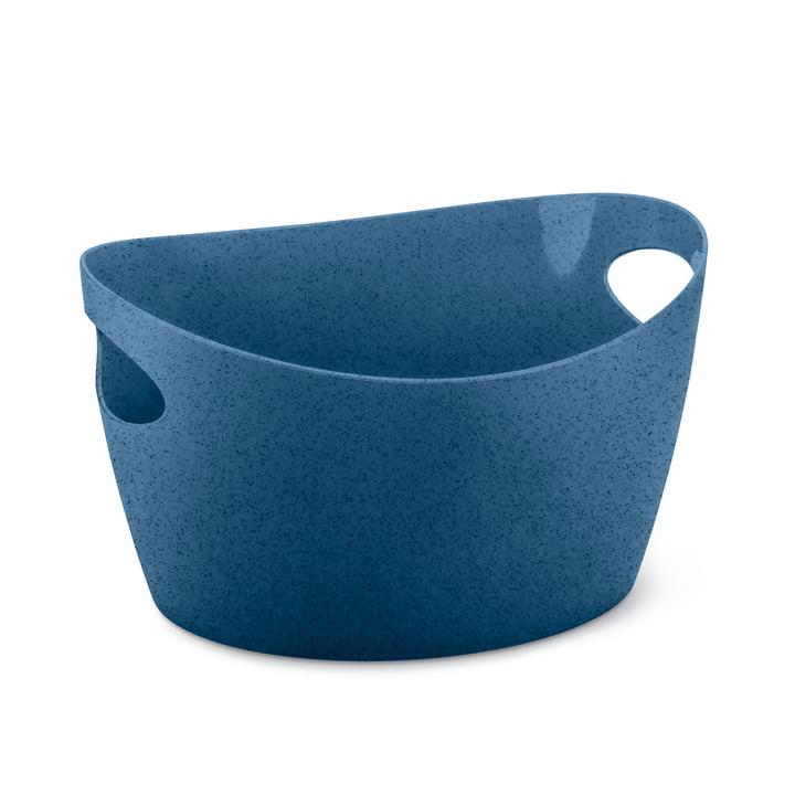 Bottichelli Utensilo S de Koziol dans le bleu organic profond