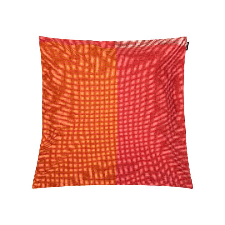 Verkko Taie d'oreiller 45 x 45 cm de Marimekko en rouge / jaune