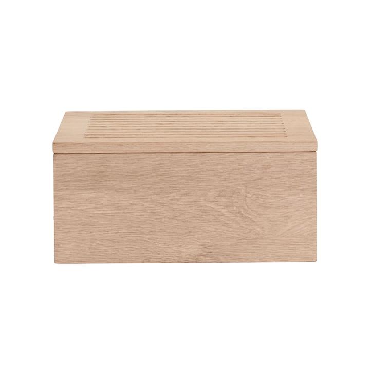Boîte à pain Gourmet par Andersen Furniture en chêne