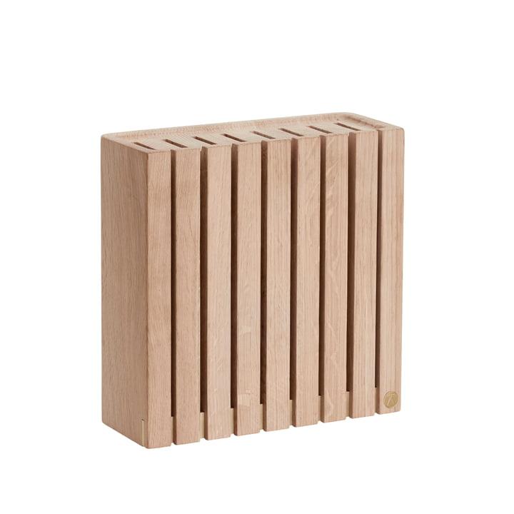 Bloc à couteaux Andersen Furniture en chêne