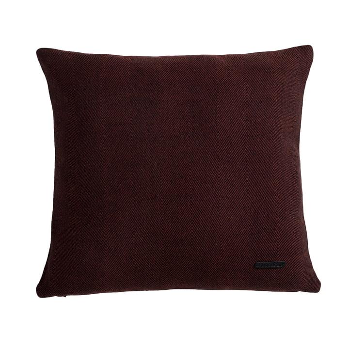 Coussin Twill Weave 45 x 50 cm par Andersen Furniture en rouge