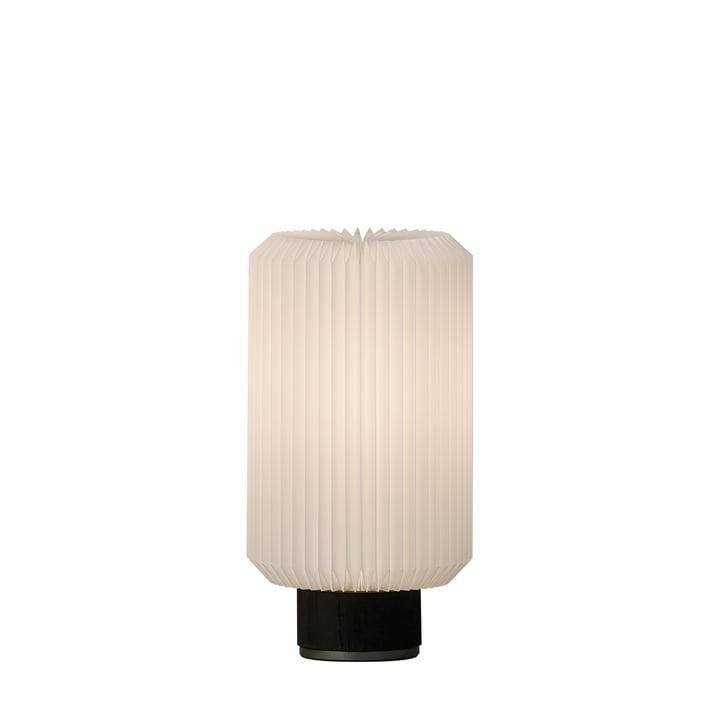 Cylinder Lampe de Le Klint table petite en chêne noir