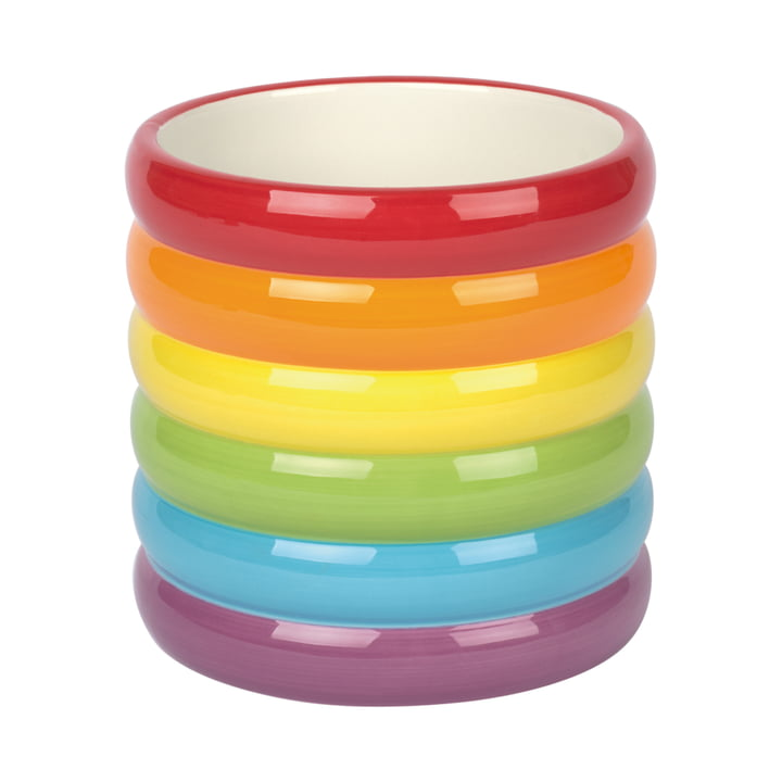 Rainbow Pot de plante de Doiy
