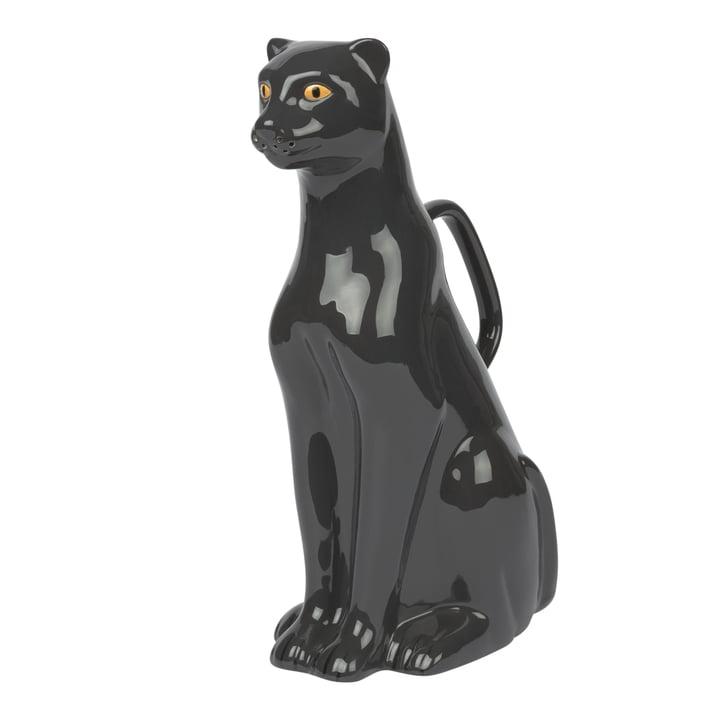 Urban Jungle Panther Arrosoir, noir de Doiy