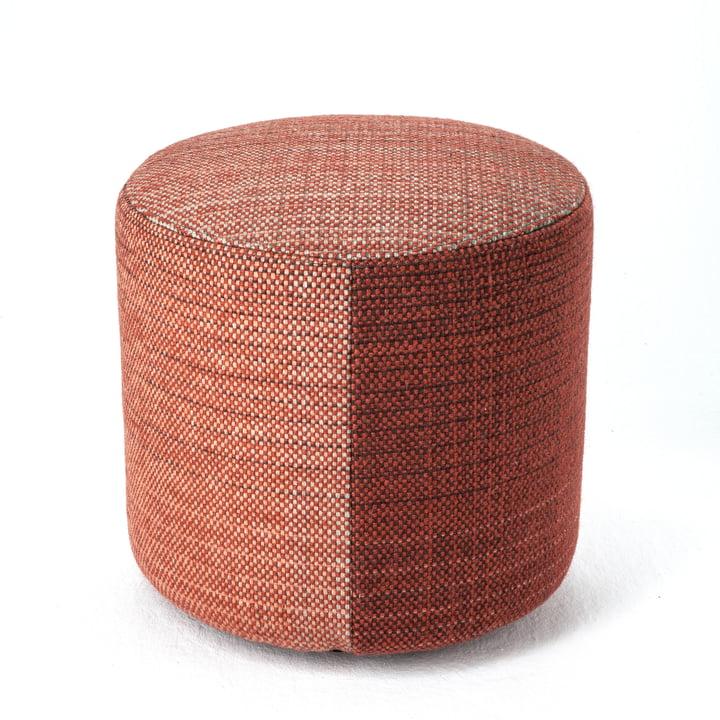 Shade pouf, Ø 39 x 40 cm, H 1 A par nanimarquina .