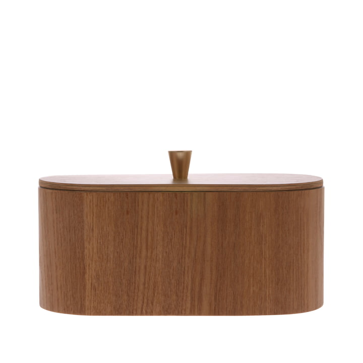 Boîte en bois de Willow, frêne de HKliving