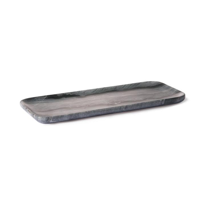 HKliving 30 x 12 cm par HKliving en marbre gris