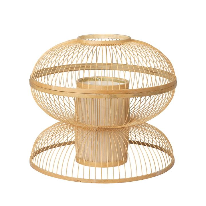 Abat-jour Sabbie en bambou, Ø 42 x H 40 cm, naturel de Broste Copenhagen