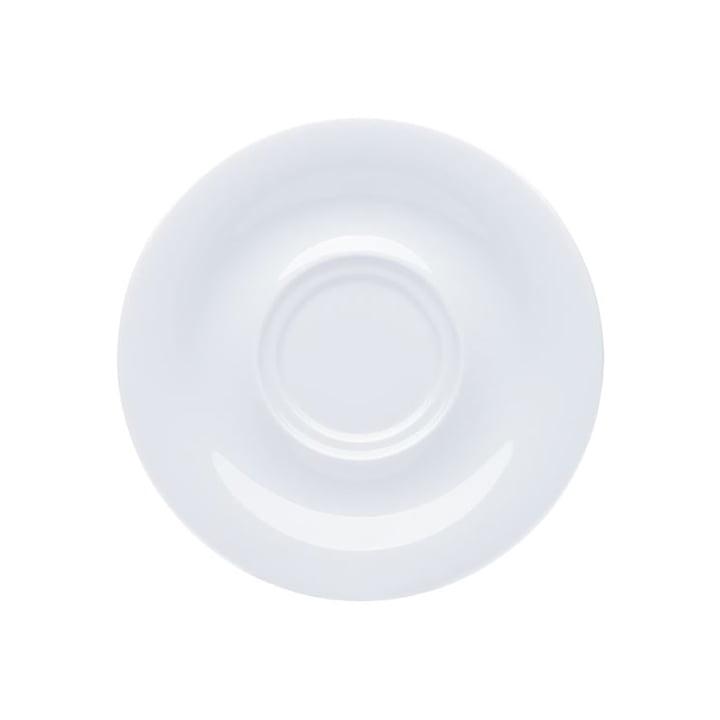 Soucoupe Pronto Colore 16 cm en blanc par Kahla