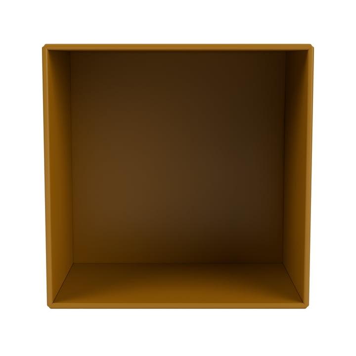 Mini module d'étagère ouvert, amber de Montana .