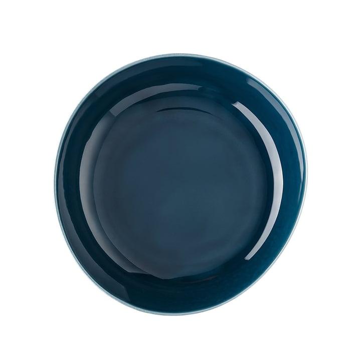 Assiette Junto Ø 22 cm de profondeur, ocean blue par Rosenthal