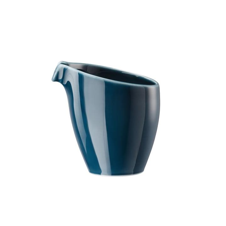 Pot à lait Junto 2 cl, ocean blue par Rosenthal