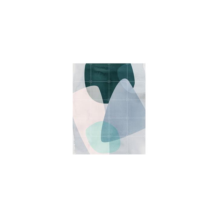 IXXI - Affiche graphique 150 C, 80 x 100 cm