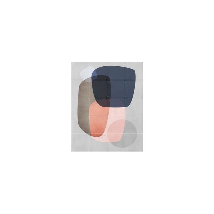 Graphic 189 C 80 x 100 cm de IXXI