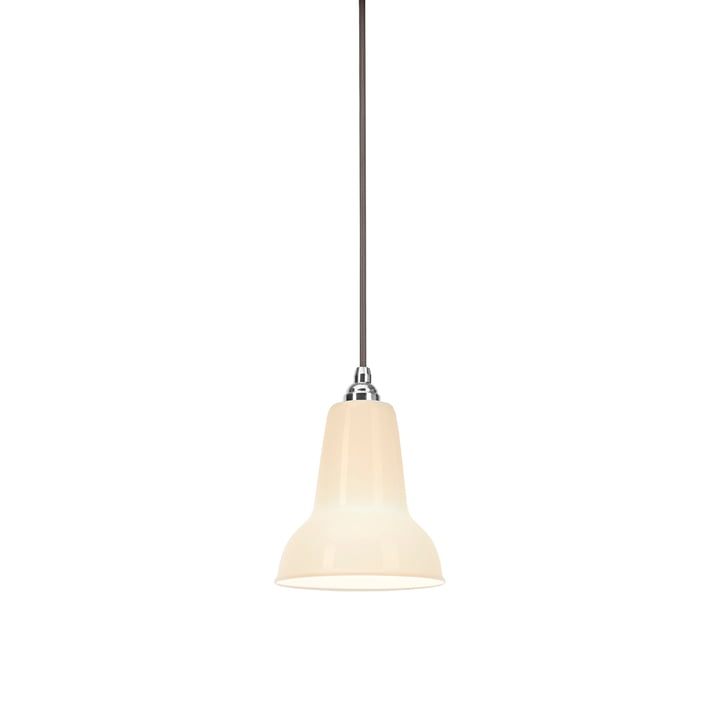 Suspension originale 1227 Mini Ceramic, blanc pur d' Anglepoise