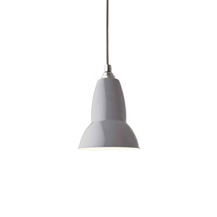 Suspension Original 1227, gris tourterelle (câble: gris) d' Anglepoise