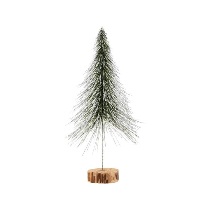 Sapin de Noël Spinkle H 36 cm, naturel par House Doctor