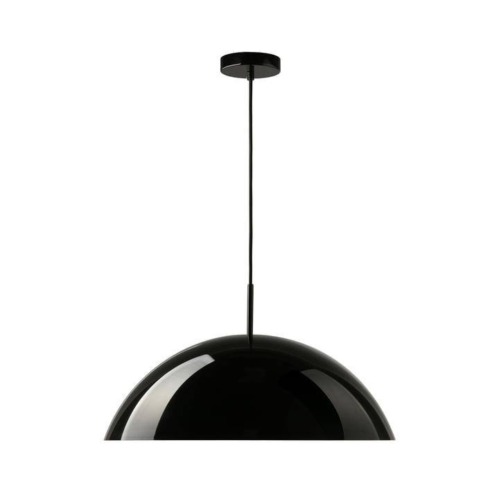 HKliving - HKliving Cupola, Ø 56 x H 20 cm, noir