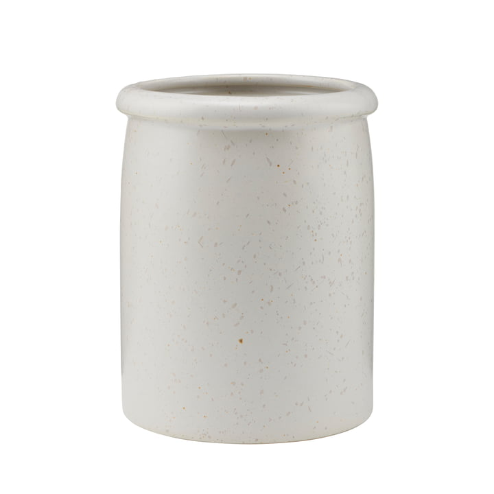 Porte-ustensiles Pion, gris / blanc par House Doctor