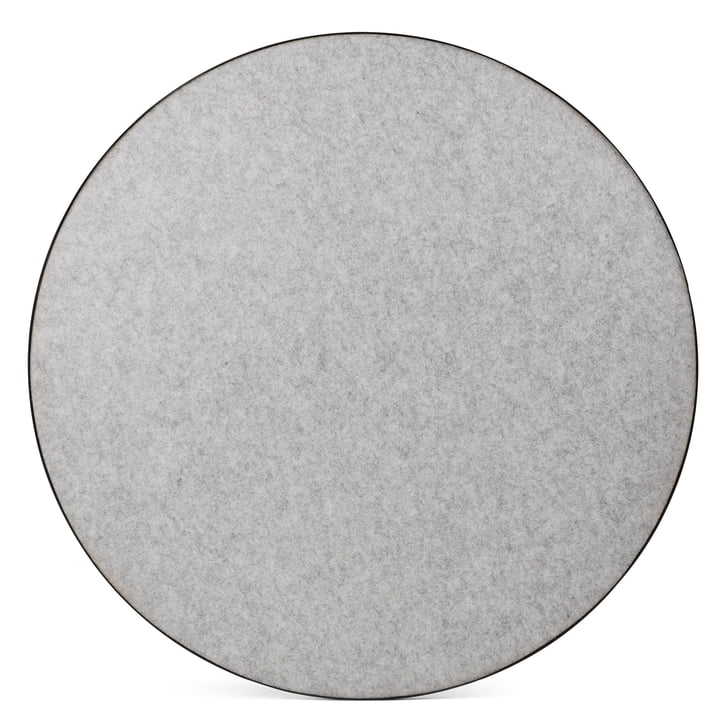 Retell affichage Retell Ø 80 cm, gris clair par Gejst