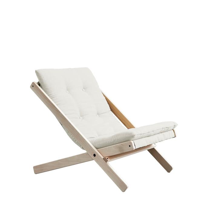 La chaise pliante Boogie, hêtre / naturel (701) par Karup Design