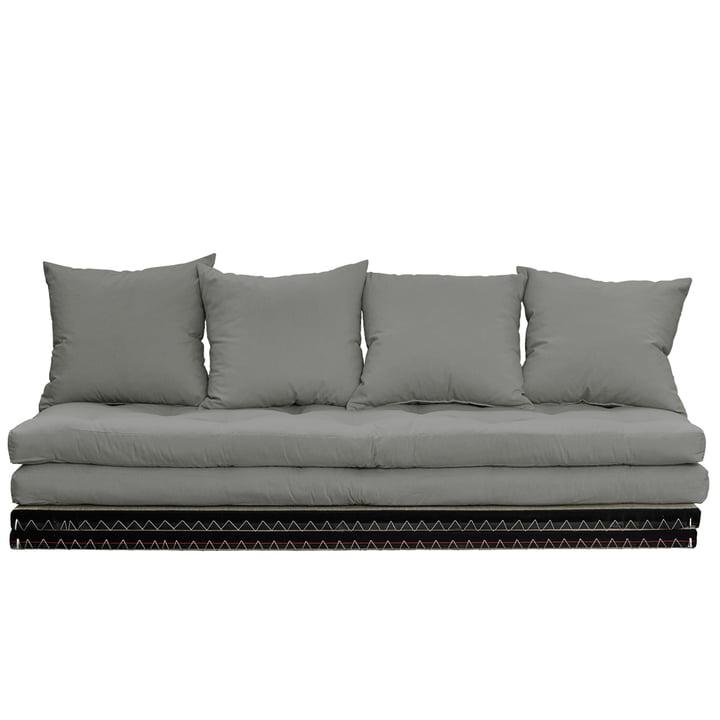 Le canapé-lit Chico, gris (746) de Karup Design