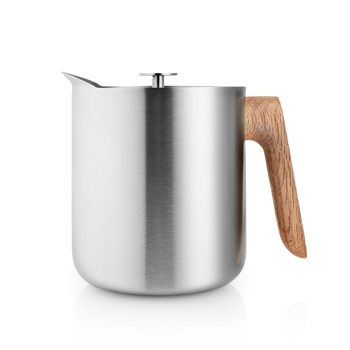 Nordic The Nordic Kitchen 1 L, acier inoxydable / chêne par Eva Solo