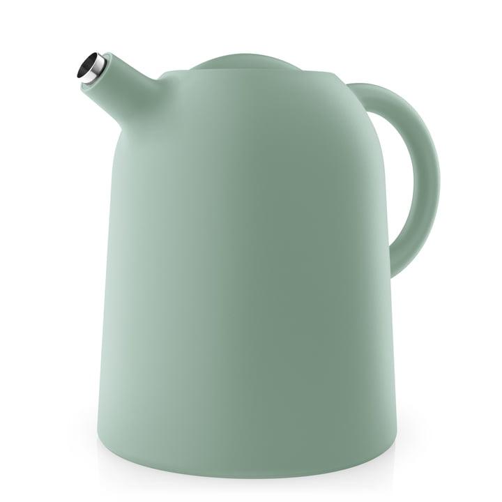 La cruche à vide Thimble 1 l, décolorée en vert par Eva Solo