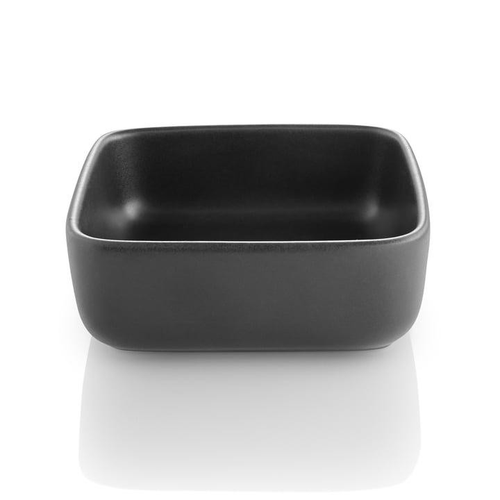 Le bol de Kitchen Nordic, 11 x 11 cm, noir par Eva Solo