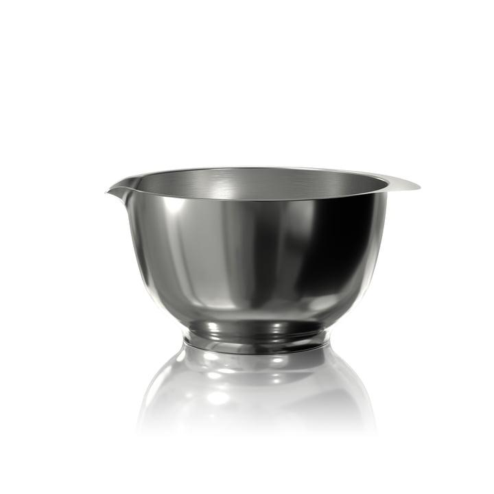 Le bol mélangeur Margrethe, 0,5 l, acier inoxydable de Rosti