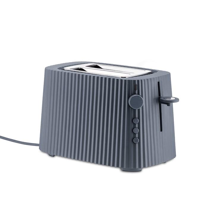 Le Toaster Plissé, gris de Alessi