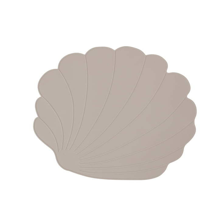 La table de coquillages, argile de OYOY