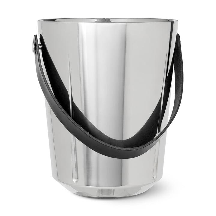 Refroidisseur à champagne Grand Cru, H 33 X Ø 19,5 cm, en acier inoxydable de Rosendahl