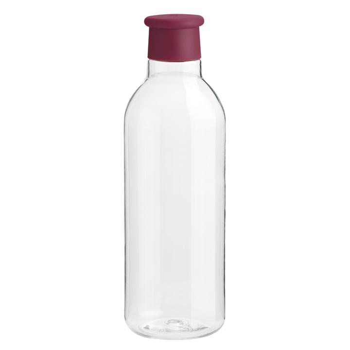 Rig-Tig by Stelton - Bouteille d'eau Drink-It 0,75 l, aubergine