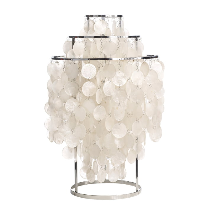 Fun 1TM Lampe de table Ø 40 cm, blanc de Verpan